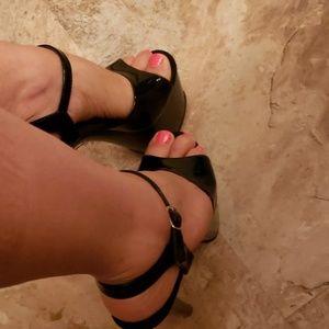 Pleaser premium sexy foot wear size 7 Stilettos